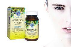 Natural Factors Women's 50+ Multivitamin and Minerals