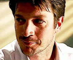 Richard Castle Nathan Fillon, Richard Castle, Gifs, Abc Shows, Drawing, Hot, Sketches, Presents, Drawings