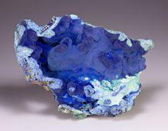 Azurite from Arizonaby Dan Weinrich