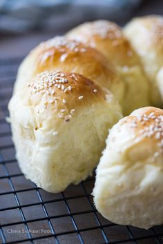 milk bread-China Sichuan Food