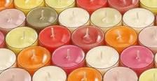 PartyLite candles.  Clean burning.