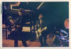 Ritchie & Bob Daisley..Rainbow 1978