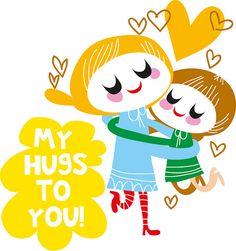 My Hugs to You