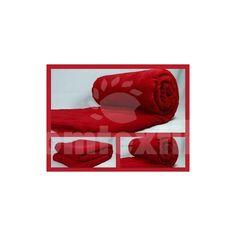 Luxusná deka z mikrovlákna 160 x 210cm červená č.37 Ice Tray, Tv, Television Set, Television