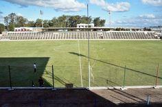 Estádio Sílvio de Faria Corrêa - São Gabriel (RS) - Capacidade: 8,5 mil - Clube: São Gabriel