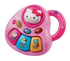 Vtech 144205 - Juguete musical, diseño de Hello Kitty