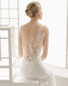 8 - vestido de noiva dream de reosa clara 2016 com costas em renda
