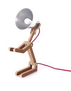 WAaf lamp by Pierre Stadelmann