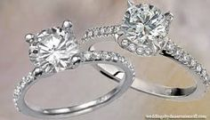 Image result for Cushion Cut Engagement Rings