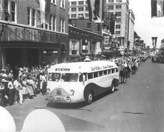 Bob Wills bus in Tulsa