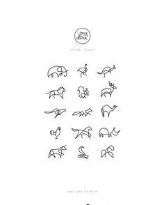 Encontrei no Pinterest algumas ideias lindas de tatuagens simples, discretas e minimalistas para você se inspirar e fazer logo a sua!