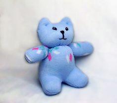Plush Sock Toy Soft Kitten by TanyaSockToys on Etsy, $14.00