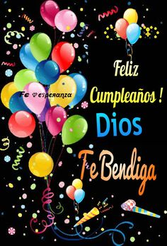 ¡Felicidades a quienes cumplen año el día de HOY! Happy Birthday Wishes Spanish, Happy Birthday Greetings Friends, Cool Happy Birthday Images, Happy Birthday Frame, Happy Birthday Video, Birthday Wishes And Images, Happy Birthday Celebration, Happy Birthday Sister, Happy Birthday Messages