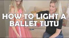 DIY Light Up Festival Skirt - YouTube