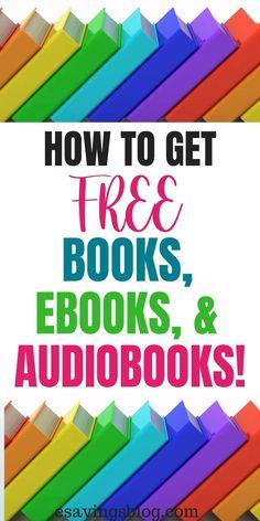 Websites To Read Books, Free Books To Read, Books To Read Online, Free Reading Books, Free Audio Books, How To Download Books, Free Ebooks Online, Self Development Books, Book Nerd