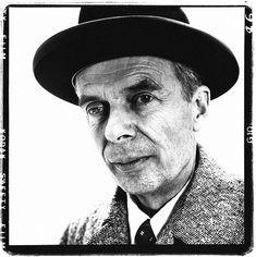 Aldous Huxley par Richard Avedon