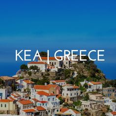 The most complete travel guide for Kea island! Us Travel, Travel Guide, 360 Pictures, Neoclassical Architecture, Holiday Planner, Seaside Village, Going On Holiday, Top Hotels, Travel Information
