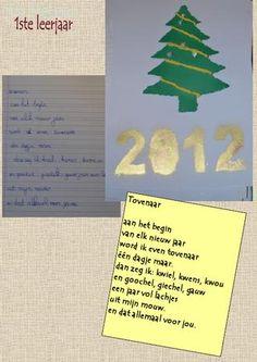 ISSUU - Nieuwjaarsbrieven onderbouw by Jan Vanwynsberghe