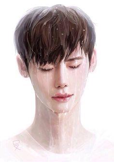 Lee jong suk fanart cr as tagged fan-art in 2019 kore dramaları, çizimler, Lee Jong Suk Cute, Lee Jung Suk, Lee Min Ho, Korean Celebrities, Korean Actors, Oppa Ya, Jong Hyuk, Park Bogum, Kang Chul