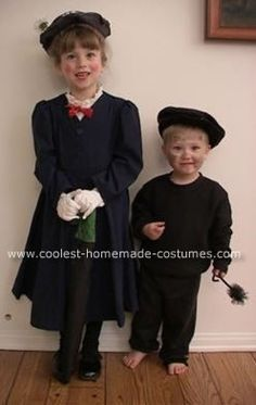 Image result for mary poppins child costume