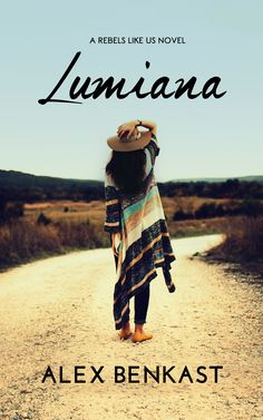 Lumiana Cover Art; photograph by Brooke Cagle