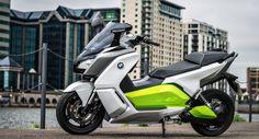 Las mejores motos eléctricas en 2015