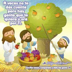 Frases positivas cristianas y católicas con imágenes bonitas ░▒▓██►http://etiquetate.net/