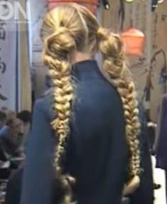 Hair Due, My Hair, Beauty Makeup, Hair Beauty, Hair Makeup, Aesthetic Hair, Le Jolie, Hair Inspo, Girl Hairstyles