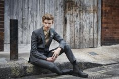 From cute to cool: Thomas Brodie-Sangster