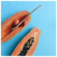 Papaya! Thats all ☀