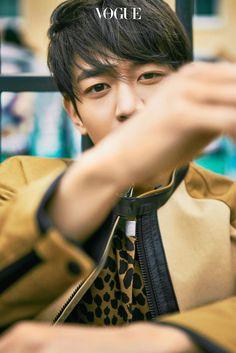 160419 #MINHO for the Vogue Korea May 2016 #Shinee