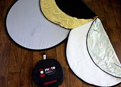 Tip for Using a Reflector for Portraits from Digital Photography School  I'm going to try this for product photography!