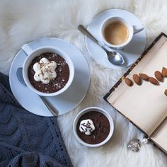 This Baileys Chocolate Mousse has 'Hygge' written all over it. If this is not comfort food, I don't know what is.