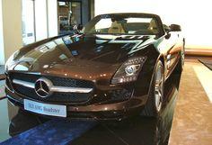 DSC02275 Mercedes SLS