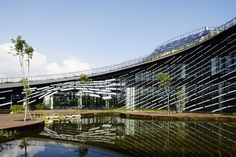 Gallery of ITRI Central Taiwan Innovation Campus Exterior Design / Noiz Architects - 4