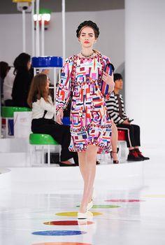 Kenterin - Chanel blends 'hanbok' with modernism