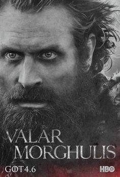 Kristofer Hivju est Tormund Giantsbane, le sauvageon