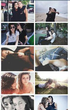 Lynn Gunn & Alexa San Roman being insanely adorable ♥