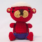 Ravelry: Animal Crossing: Pascal the Otter pattern by i crochet things