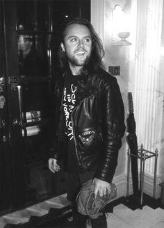 Lars Ulrich · Metallica