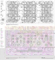 Izaskun Chinchilla, Competition design for Matadero de Madrid © Izaskun Chinchilla Moreno