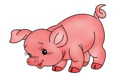 funny farm Funny Pigs, Cute Pigs, Funny Farm, This Little Piggy, Little Pigs, Farm Animals, Cute Animals, Pig Images, Pig Drawing