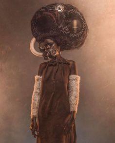 Kenyan photographer Osborne Macharia, series 'Kipipiri 4'.