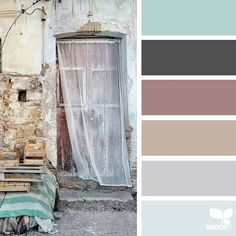 today's inspiration image for { color wander } is by @cristinaspritz ... thank you, Cristina, for another incredible #SeedsColor image share!