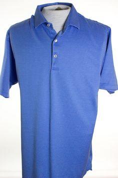 Brooks Brothers Golf Mens Sz Xl White Knit V Neck Sweater