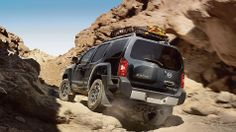 2014 Nissan Xterra SUV | Nissan USA Pro 4X