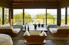 3. Donna Karan  Surround yourself with beauty infashion designer Donna Karan's luxury villa...
