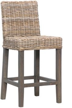Dovetail Furniture - Albany Counter Stool - PLA3016CS