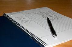 DIY Ultimate Note-Taking Notebook
