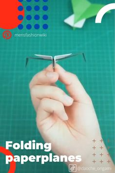 Let's make some paper airplane Intro A public attention towards remote controlled product aircraft provides Paper Folding Crafts, Paper Crafts Origami, Paper Crafts For Kids, Diy Paper, Diy For Kids, Paper Crafting, Diy Crafts Hacks, Diy Crafts For Gifts, Diy Home Crafts